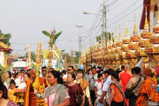 Lào sẽ tổ chức lễ hội Phật giáo lớn nhất trong năm