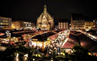 Vì Covid-19, Chợ Giáng sinh Nuremberg hoãn tổ chức lần đầu trong 73 năm