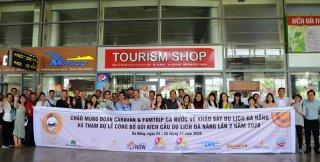Gần 100 đơn vị lữ hành đến Đà Nẵng khảo sát du lịch