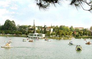 Đà Lạt - Lâm Đồng đặt mục tiêu đón hơn bốn triệu lượt du khách
