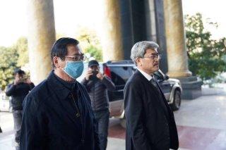 Tiếp tục hoãn phiên toà xử nguyên Bộ trưởng Công thương Vũ Huy Hoàng