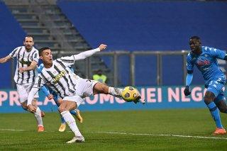 Ronaldo lập công, Juventus vô địch Siêu cúp Italy
