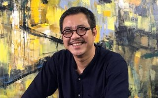 Họa sĩ Phạm An Hải: Tôi muốn nghệ thuật trừu tượng gần gũi, dễ giao hòa với người xem