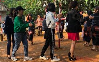 Nhiều hoạt động chào xuân tháng 3 tại Làng Văn hóa - Du lịch các dân tộc Việt Nam