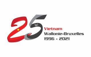 Sinh viên khoa điện tử giành giải nhất logo kỷ niệm thành lập Phái đoàn Wallonie-Bruxelles tại Việt Nam