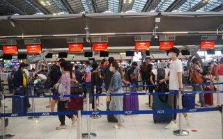 """Hàng không giá rẻ Thái Lan kích cầu bằng các gói vé """"buffet"""""""