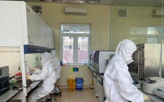 Một bệnh nhân Covid-19 bị tổn thương gần hết phổi