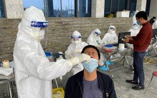 Hải Dương xét nghiệm mẫu gộp SARS-CoV-2 cho lái xe và học sinh, sinh viên