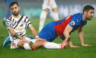 Vòng 27 Premier League: Man United chia điểm với Crystal Palace