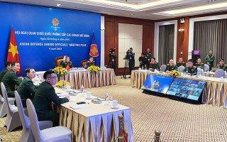 Việt Nam cam kết tham gia trách nhiệm về hợp tác ADMM và ADMM+