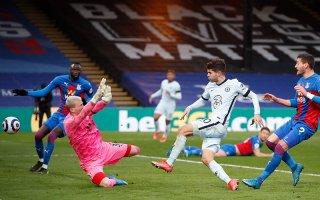 Đại thắng Crystal Palace 4-1, Chelsea trở lại tốp bốn
