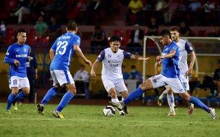 Viettel vươn lên vị trí thứ hai; Hà Nội FC thắng đậm