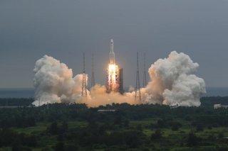 Mảnh vỡ tên lửa của Trung Quốc rất ít khả năng gây hại