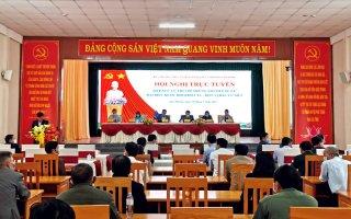 Đồng chí Phan Đình Trạc tiếp xúc cử tri đơn vị bầu cử số 1 tại Lâm Đồng