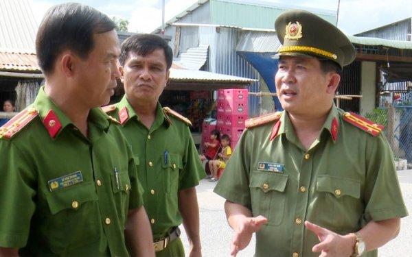 Công an tỉnh An Giang phá nhiều chuyên án lớn - Báo Nhân Dân