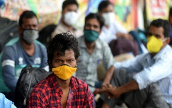 Ấn Độ trở thành vùng dịch lớn thứ 2 thế giới - Báo Nhân Dân