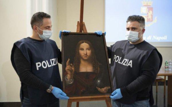 Tìm thấy bức tranh 500 năm bị mất cắp mà bảo tàng không biết