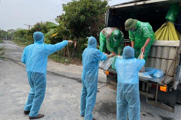 Thông báo khẩn tìm người đến năm địa điểm liên quan đến bệnh nhân Covid-19  ở Hải Dương - Báo Nhân Dân
