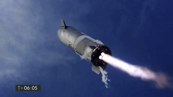 Nguyên mẫu Starship lại phát nổ sau khi hạ cánh thành công
