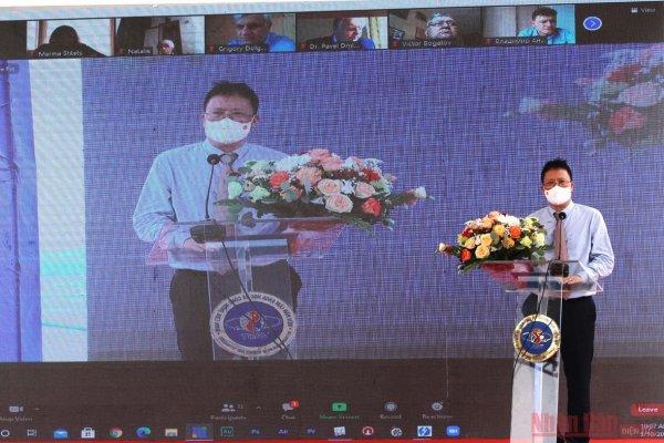 Triển khai khảo sát khoa họctại vùng biển Việt Nam