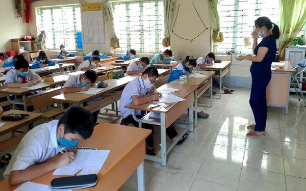 Nỗ lực thực hiện chương trình giáo dục phổ thông mới
