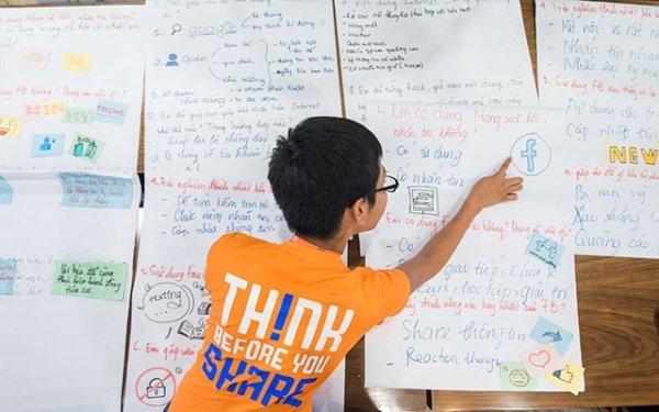 UNICEF hoan nghênh chương trình bảo vệ trẻ em trên môi trường mạng của Việt Nam